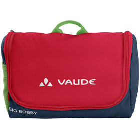VAUDE Big Bobby Toiletry Bag Kids marine/red